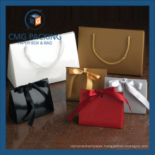 Luxury Gift Packing Shopping Bag (CMG-PGBB-015)