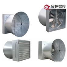 Obturador puerta cono ventilación extractor / ventilador de extracción de montaje de la pared / extractora