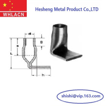 Precast Concrete Lifting Fixing Sockets Ferrules with Bend End