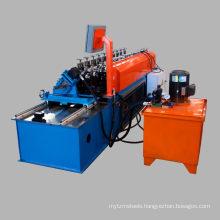 C & U channel steel stud truss making production line light gauge joist steel roll forming machine
