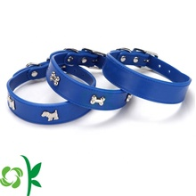 Hot Sale Soft Silicone Pet Collars