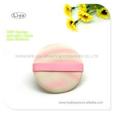 SBR раунд губки слойка с розовой лентой