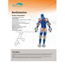 Nootropics materias primas Benfotiamine / Folic Acid / Vitamina B6 / Vitamina B1 en stock con entrega rápida