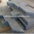 Сплав резки стальной плиты