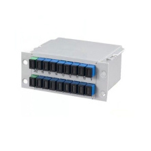 1x4 1x8 1x16 PLC Tipo Optik Fiber Splitter Box