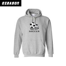 Las sudaderas con capucha modificadas para requisitos particulares del fútbol del poliéster de Sportswear de la alta calidad