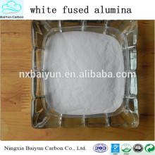 Polvo de óxido de aluminio de alta calidad del fabricante / alúmina fundida blanca