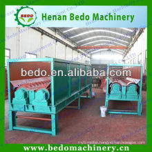 China Efficient Debarker Peeler For Pine Wood Logs