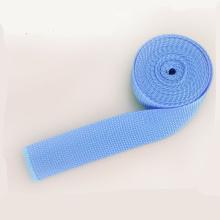 Heavy Duty Blue 3 Inch PP/Polypropylene Webbing Tape with Fasteners