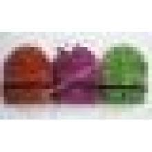 2016 Горячие конкурсные рекламные трикотажные шапочка вязания крючком Зимняя теплая шапка