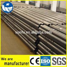 Fabricant de tubes à structure en forme de SS400 soudé