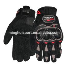 Minghui gute Qualität Reiten Handschuhe heiße Verkäufe Kart Racing Motorrad Handschuhe