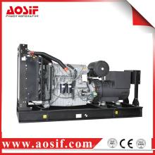 480KW / 600KVA 50hz generador con perkins motor 2806C-E18TAG1A hecho en Reino Unido
