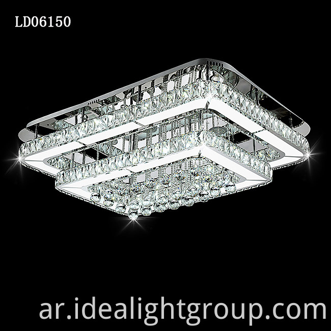 indoor crystal led light