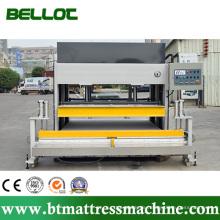 Automatische Matratze Kompressor oder Pressmaschine