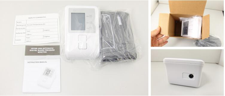 ORT520 blood pressure monitor