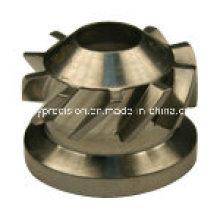 Часть части CNC/ CNC подвергая механической обработке для алюминиевых и латунных деталей