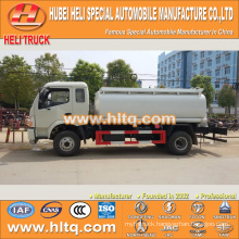 FORLAND 4x2 8CBM liquid chemical tanker truck for sale , china factory supply