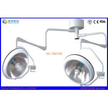 Хирургическая бесшаговая рабочая лампа 700/700