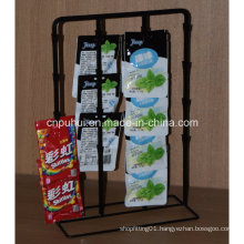 2 Sided Wire Snacks Hanger Display (PHY1047F)