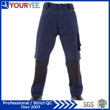 Горячие рабочие брюки Best Sale с накладками для коленей (YWP114)
