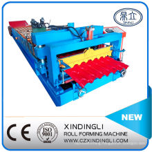 High Speed Roof Making Glazed Tile Roll Forming Machine