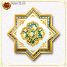 Panneaux de luxe de plafond pour décoration intérieure (BRDJ18-S093)