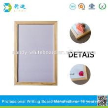 cheap wood frame writing board