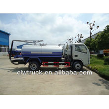 Dongfeng 3000L a 4000L fecal camión de succión