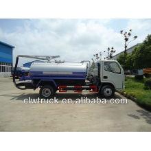 Dongfeng 3000L до 4000L фекальный всасывающий грузовик