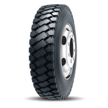 Pneu tubeless Double Happiness pattern DR930 11R24.5 pour camion