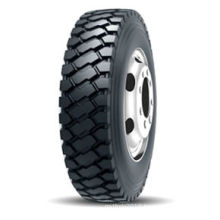 Double Happiness pattern DR930 11R24.5 tubeless tyre for truck