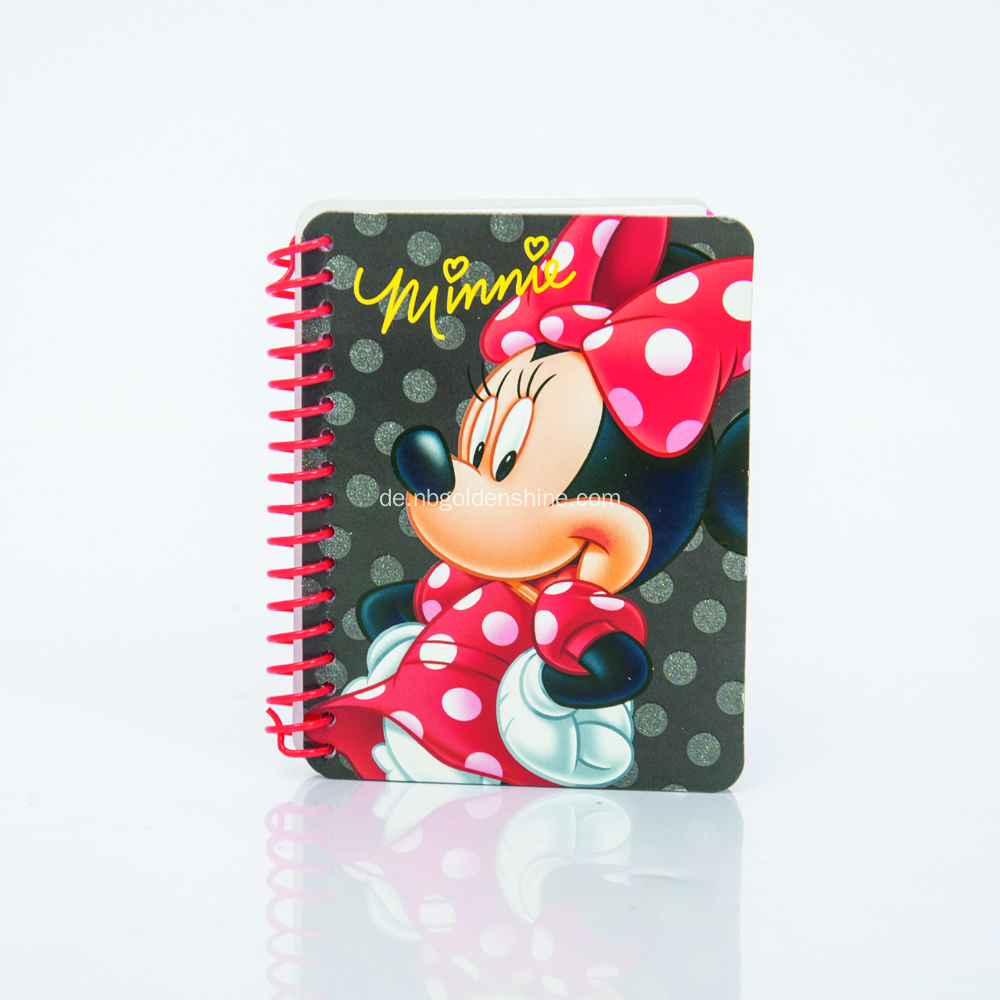 Mini Notebook Pocket Journal