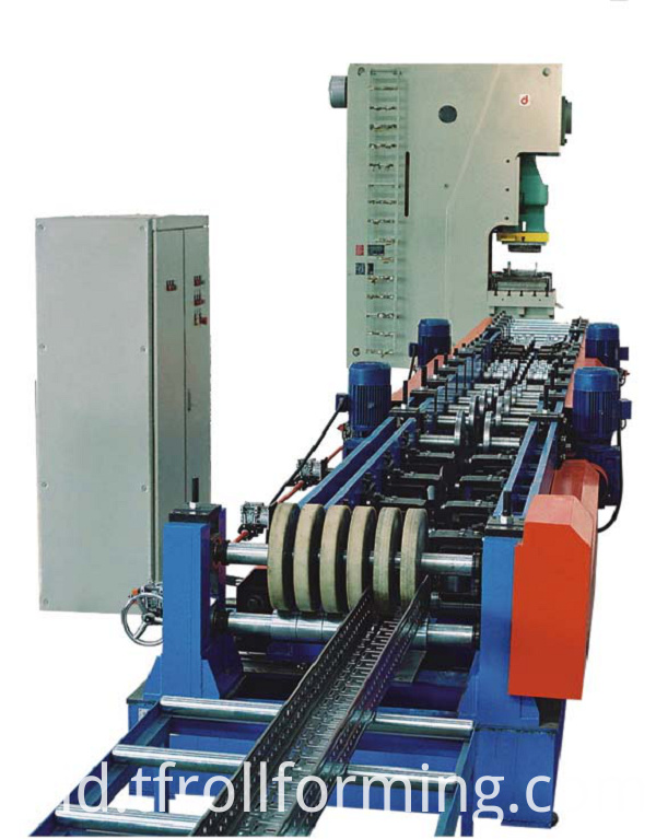 Custom Cable Tray Roll Forming Equipment