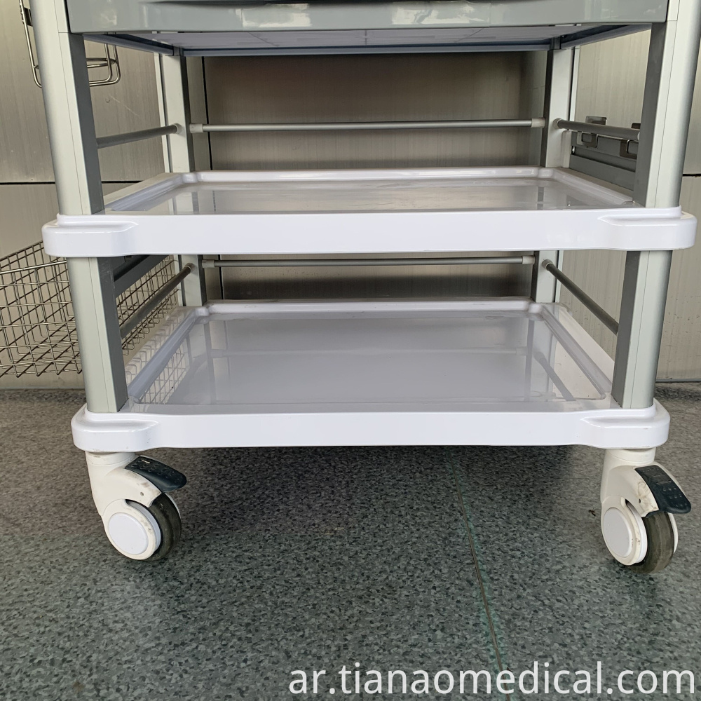 Medical Light Treatment Trolley