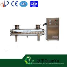Leitungswasser Sterilisation / Flüssigsterilisation / Wasser Sterilisation Ausrüstung Wasseraufbereitung