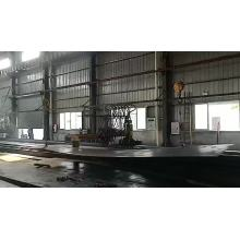 Professional manufacture sandwich panel light steel structure building