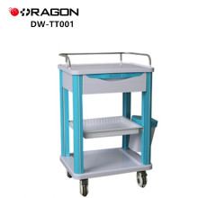 Hospital Cart Manufacturers Patient CE Approved Medical Treatment Trolley carts