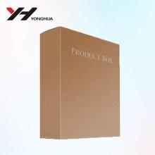 2018 en gros impression imprimé carton recyclable personnalisé papier kraft prix