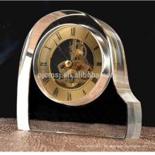 оптовые продажи горячих новая мода стол кварцевые часы для сувенир