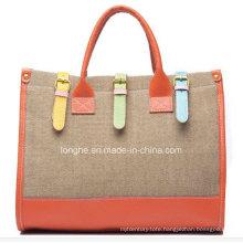 New Arrival Fashion Canvas Ladies Messenger Bag (ZXS0005)