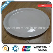 Plato de cerámica de 11.5 '' en la acción muy barato