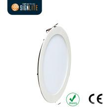 Ultradünnes rundes 8inch CER 18W nehmen LED-Platte LED Downlight ab
