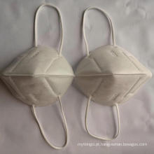 Melhor Máscara KN95 de 5 dobras de tecido não tecido