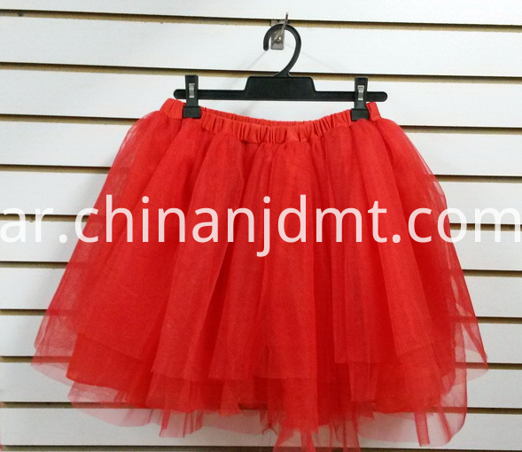 Skirt with Red