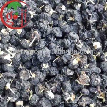 Manfacturer fournissent des baies chinoises noires de Goji