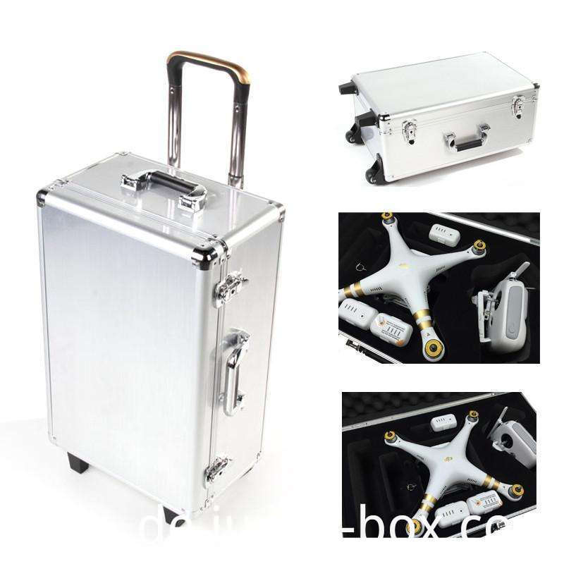 Strong Hand Luggage Case