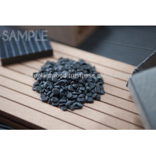 Superior WPC granule for extrusion, injection molding