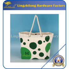 Customized Reusable Canvas Tote Bag
