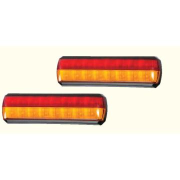 Duas Linhas LED Lâmpada de Parada para Caminhão